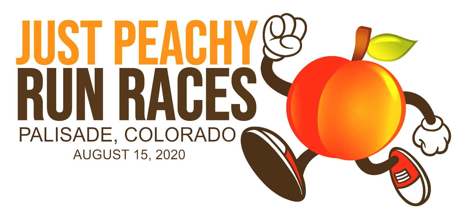 Palisade Bluegrass Festival 2020.Just Peachy Run Races